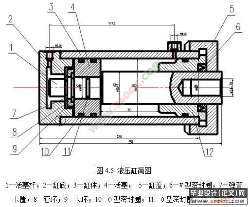 输送机断带保护装置设计(液压系统)(精品)☆
