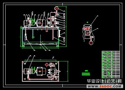 关键字:单柱液压机;液压系统设计;液压油缸图片