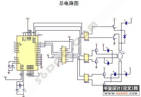 dsp电机驱动电路