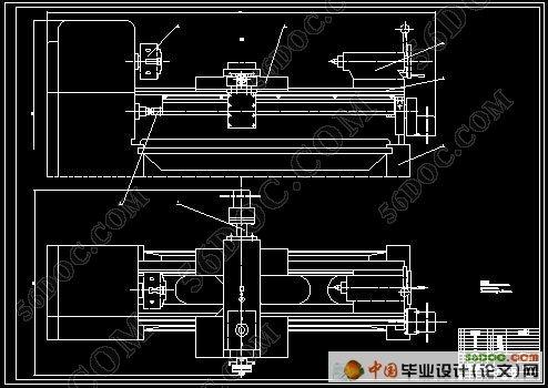c620普通车床的数控化改造的设计