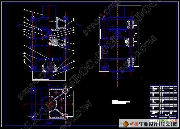 300吨水泥制品液压压力机的设计图片
