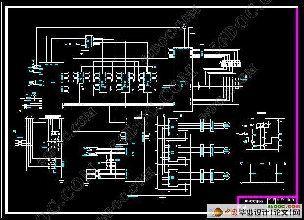 基于mcs51单片机的数控系统接口技术设计