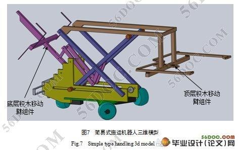 简易搬运机器人的设计(附程序代码,cad机械图,电路原理图和pcb图)