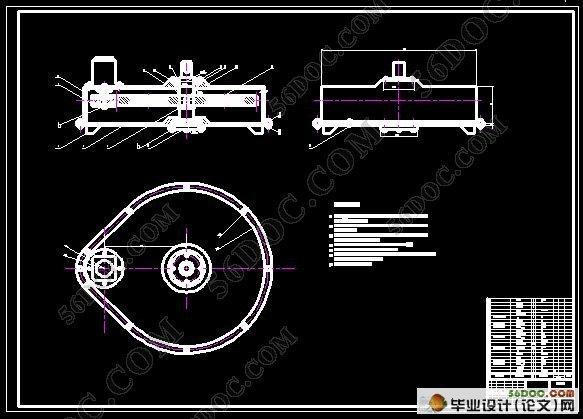 太阳能热水器的自动控制系统(附cad电气图和机构图)