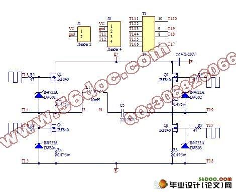 关键词:开关功率放大器;pdm;h桥电路;变压器       abstract   the
