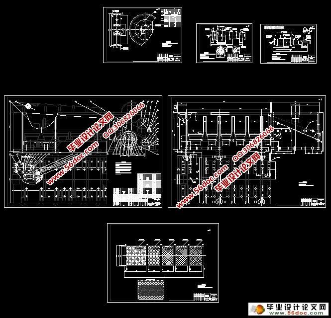 毕业设计 机械  红薯分级分选机的设计(含cad零件图和装配图)(选题