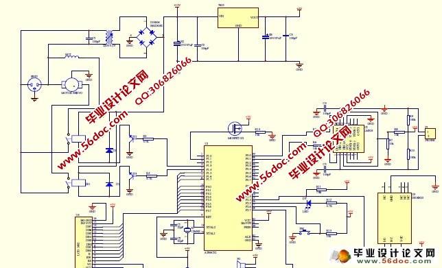 水位传感器工作原理图接线图