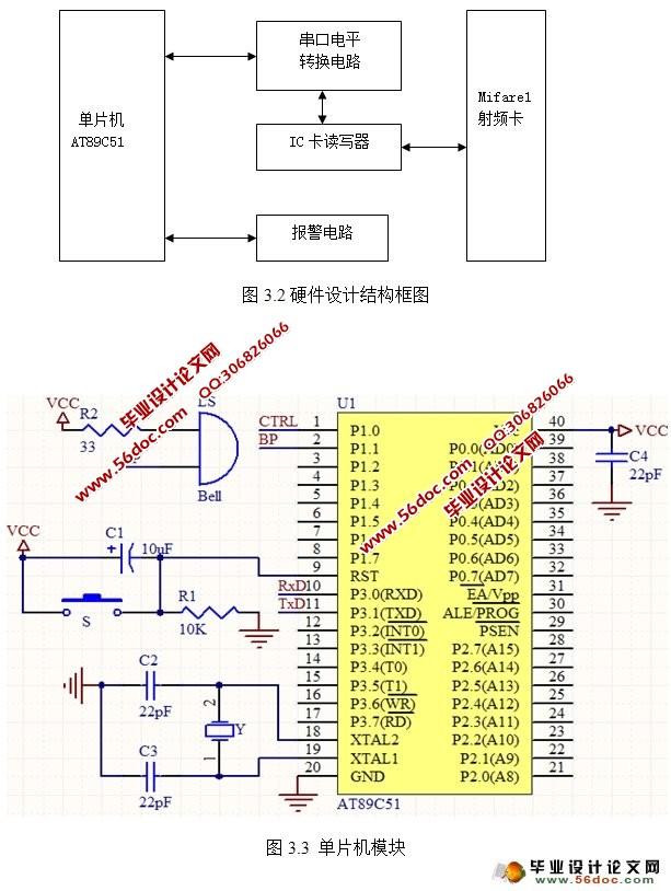 基于单片机的ic卡智能水表设计