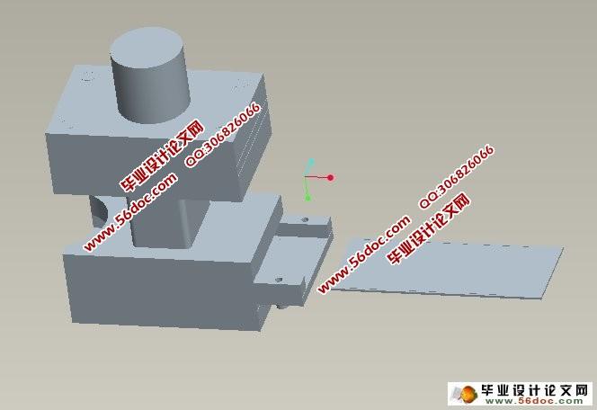 首先分析该冲压模具的结构与性能,最后实现板料冲压成形过程计算机