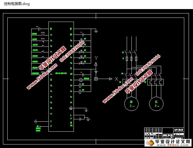 锻液压机设计 CAD,CAXA,零件装配图,电路图