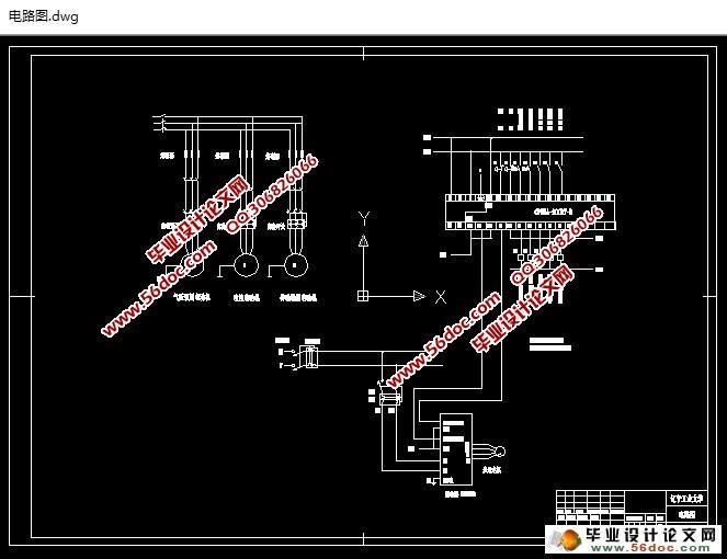 攻丝控制器接线图