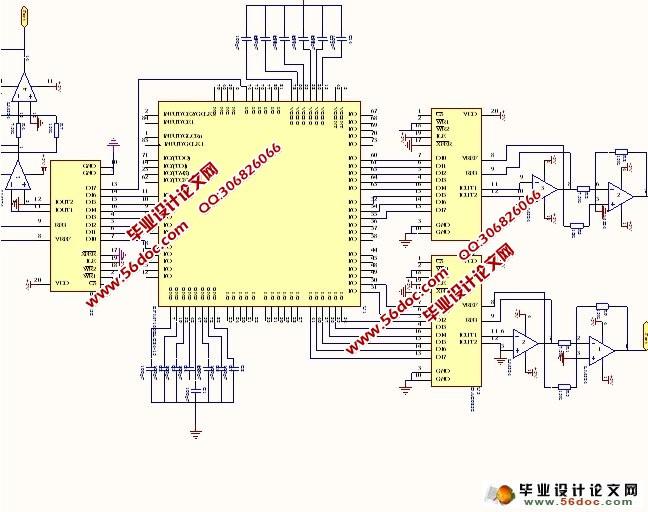 基于cpld的三相多波形函数发生器(附程序,电路原理图)