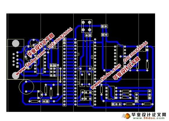 基于单片机的电集中抄表的设计(附程序,pcb图,电路原理图)