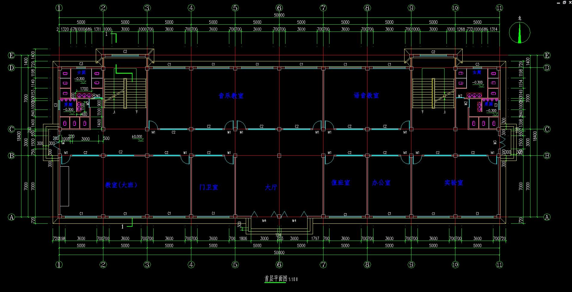 列出结构设计计算过程中采用的计算方法,计算假定,计算原则,计算简图