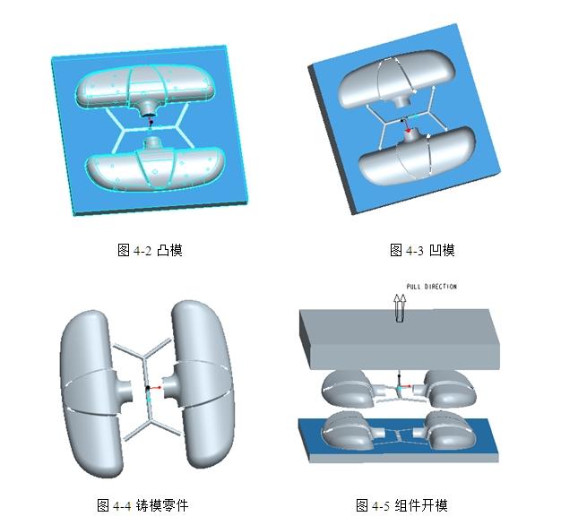 台灯罩注射模具设计(含cad零件装配图,proe三维造型)