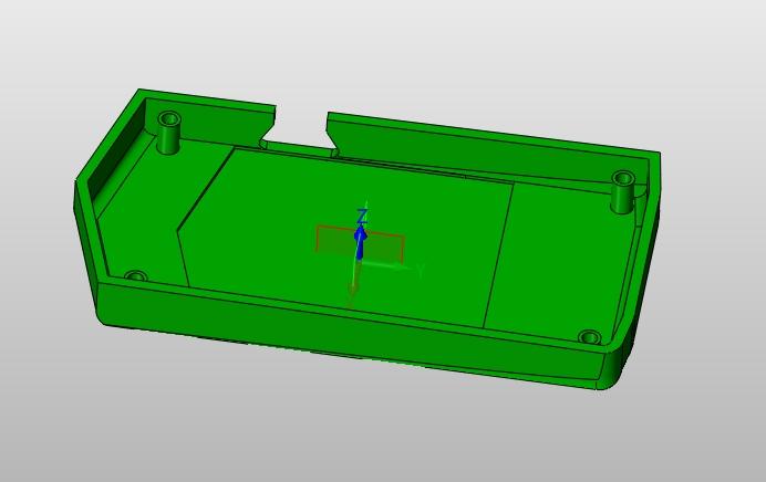 线路板外壳注塑模设计(含cad零件装配图,solidworks,igs三维图)