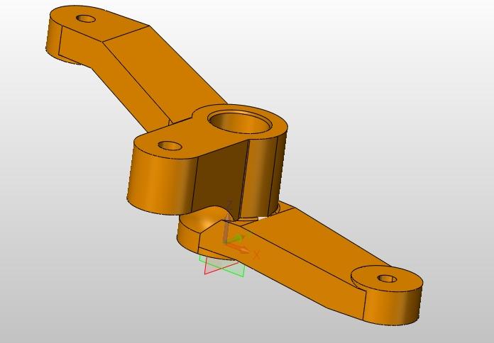 等臂杠杆加工及夹具课程设计(含ug,solidworks,igs三维图)