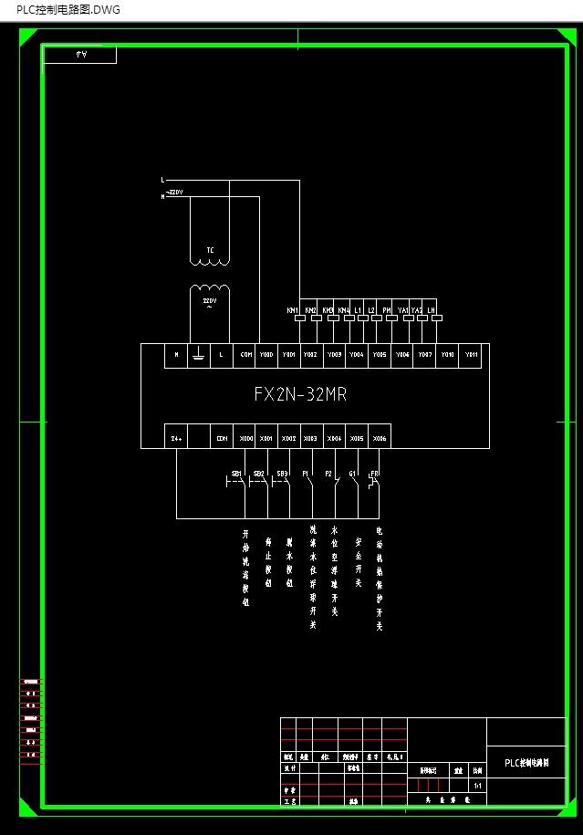 基于PLC的工业洗衣机控制系统的设计(含电路图,原理图)(论文说明书7000字,CAD图纸4张) 摘 要 本文简要介绍了工业洗衣机的控制方式,步进顺控图,变频器参数设置,洗衣机的结构及功能,并阐述了机电一体化技术的特点以及其在国内外发展的特点和PLC控制。 本文采用PLC控制系统设计工业洗衣机的控制系统,因为采用PLC控制系统对工业洗衣机的操控很简单,抗干扰能力强,输入和输出接口,运行速度快,稳定可靠,维护和维修方便,从而使洗衣机的经济发展的需要和社会发展。此外,该洗衣机具有高可靠性,低功耗,长寿命,良好