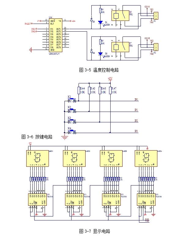 涂布烤箱恒温系统的设计(含电路图,程序清单)(论文14400字) 摘 要 随着电子技术的飞速发展,自动控制、智能仪器、智能家居的广泛应用,给社会带来了巨大的变化。单片机技术的发展给智能仪器、智能家居注入了新的活力。单片微型计算机的功能不断强大,许多高性能的新型机种不断涌现出来。单片机以其功能强、体积小、可靠性高、造价低和开发周期短等优点,成为自动化控制领域广泛应用的器件。 本设计是基于单片机的涂布烤箱恒温控制系统。设计该系统为了增加系统的通用性,选择最常用的K型热电偶温度传感器,并且能够有效地对温度数据进