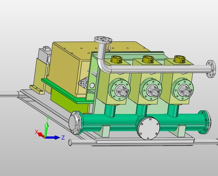 主页 机电毕业设计 机械  数控钻泥浆泵的设计(含cad零件装配图
