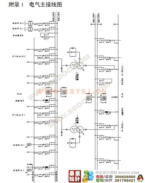 220kv降压变电所电气部分设计
