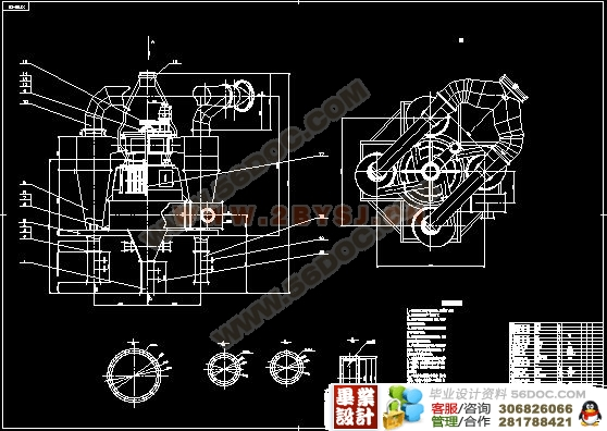 三相笼形异步电机接线图