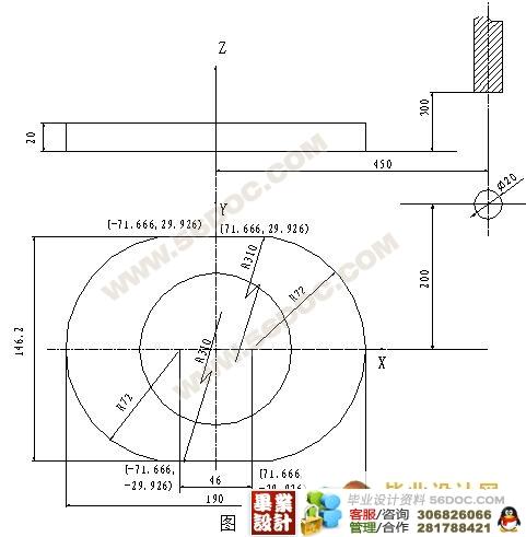 x53k立式铣床数控改造装配(铣削加工)